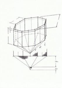 Cone bottom example