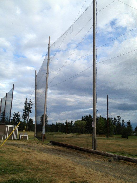 Driving Range Netting Panels