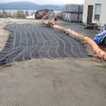 Grading Seine with Flexi-Panel insert