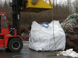 Large Net Bag2.5m x 2.5m x 2.7m