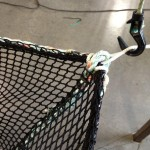 Small Net Corner Loop Detail