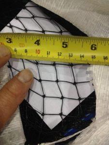 15mm Mesh Lantern Net
